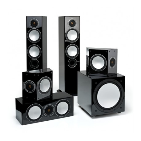 Monitor Audio Silver 6G 5.1 hemmabiopaket