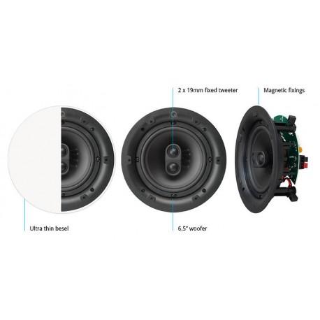 Q Acoustics Qi65CSt (st)