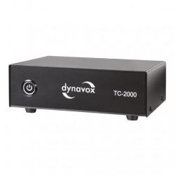 Dynavox TC-2000 RIIA-steg