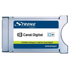 Strong Pairing CI+ CAM for Canal Digital